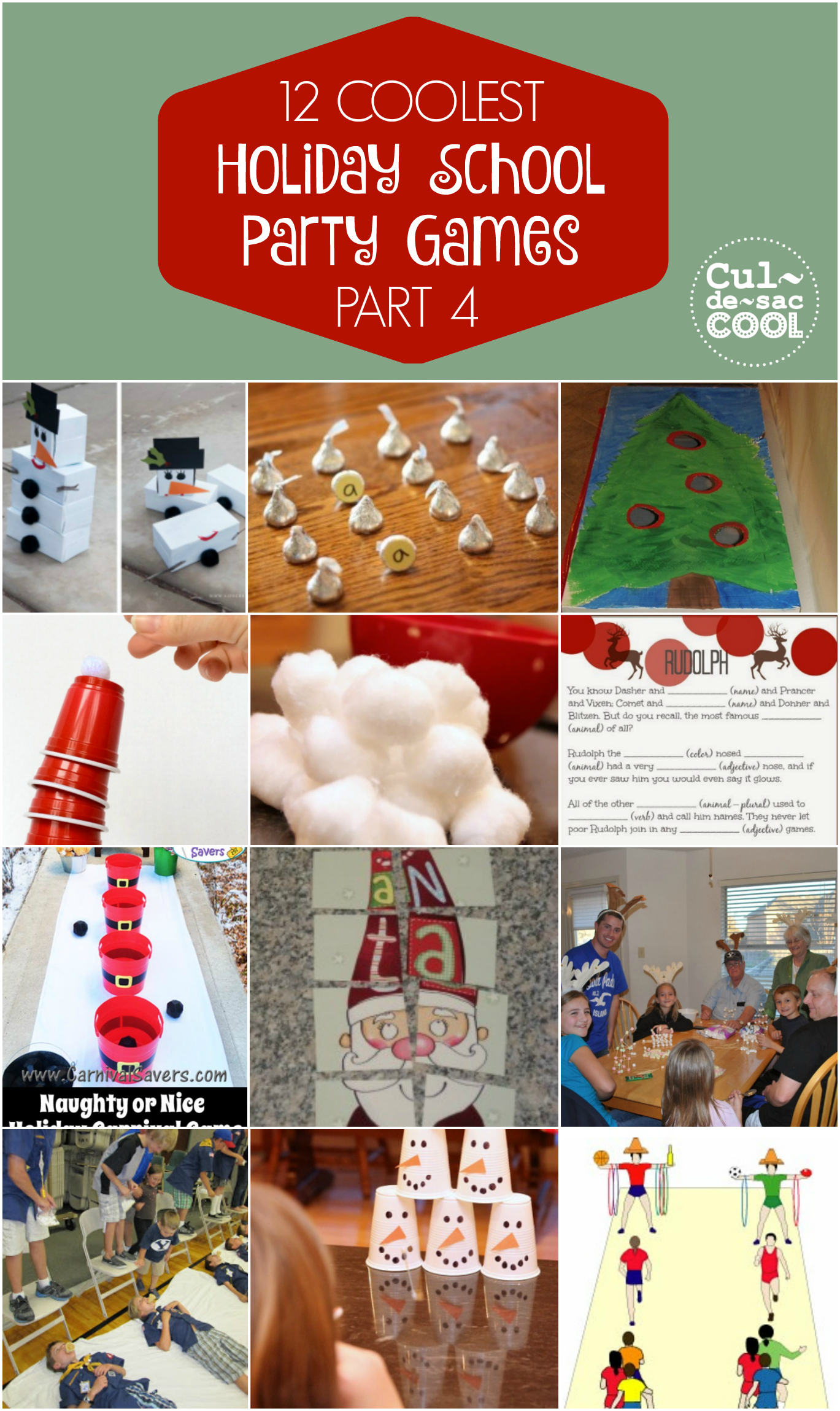 16 of the Best Winter-Themed Classroom Holiday Party ...