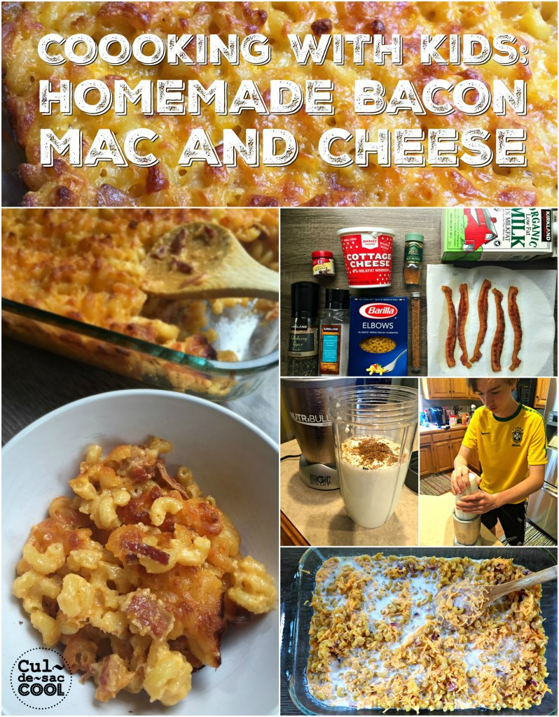 homemade-bacon-mac-and-cheese-collage