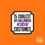 15 Coolest DIY Kids' Halloween Costumes