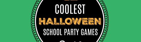12 COOLEST HALLOWEEN SCHOOL PARTY GAMES — PART 6