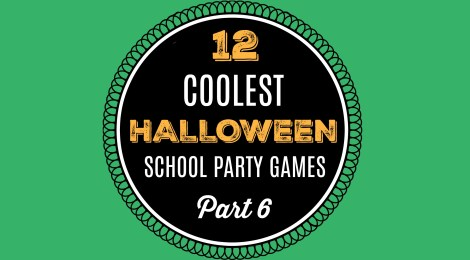 COOLEST HALLOWEEN SCHOOL PARTY GAMES — PART 6