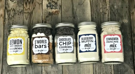 5 DIY Baked Gifts in a Jar with FREE Printable Recipe Tags -- Part 2