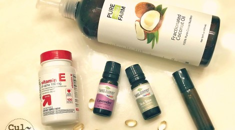 DIY Essential Oil CRAY CRAY Face Serum for Combination Skin