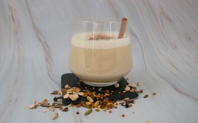 Verwarmende latte