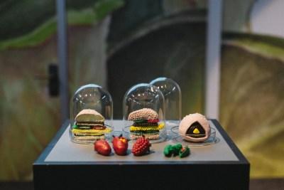 Eten bij de kunstenaar
