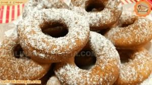 Rosquinha de São João Donuts do Brasil Fácil Rápido e Econômico