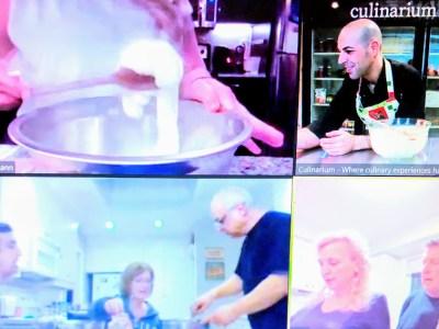 Making Mozzarella Class