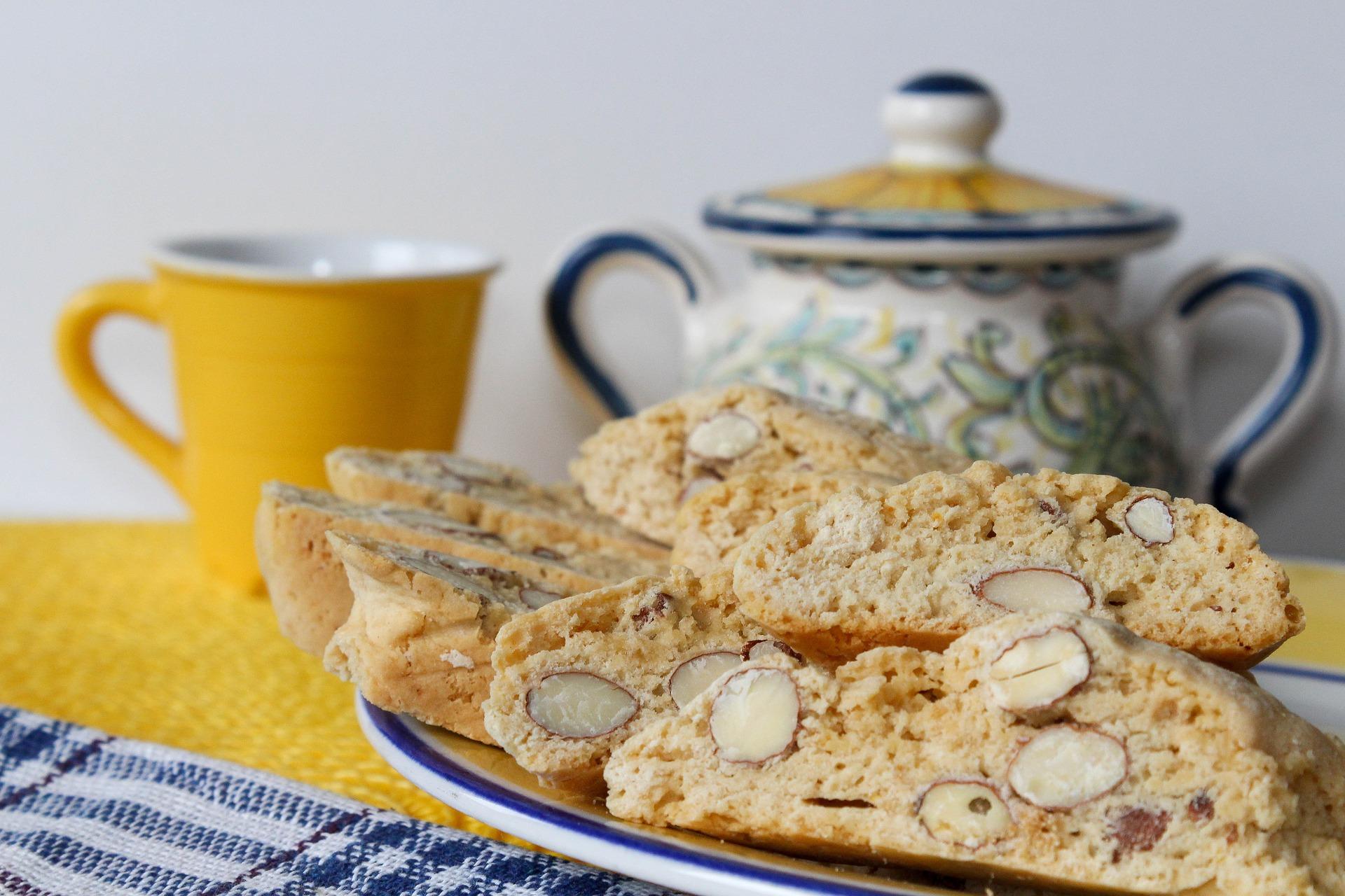 Baking Class: Italian Cantucci Biscotti Class