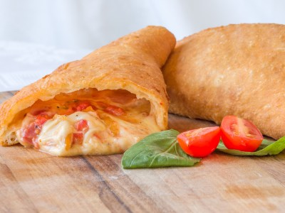 Making Panzerotti Cooking Class