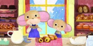 """""""15 süße Minuten"""" verzaubern mit ihren """"gebackenen Mäusen"""""""