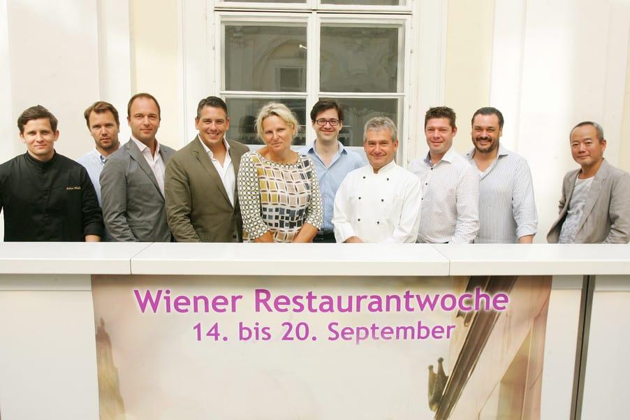 Wiener Restaurantwoche Herbst 2015