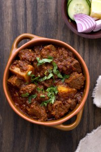 Mutton with Potatoes
