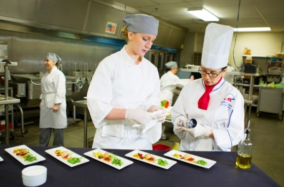 AACA Certificate in Culinary Arts