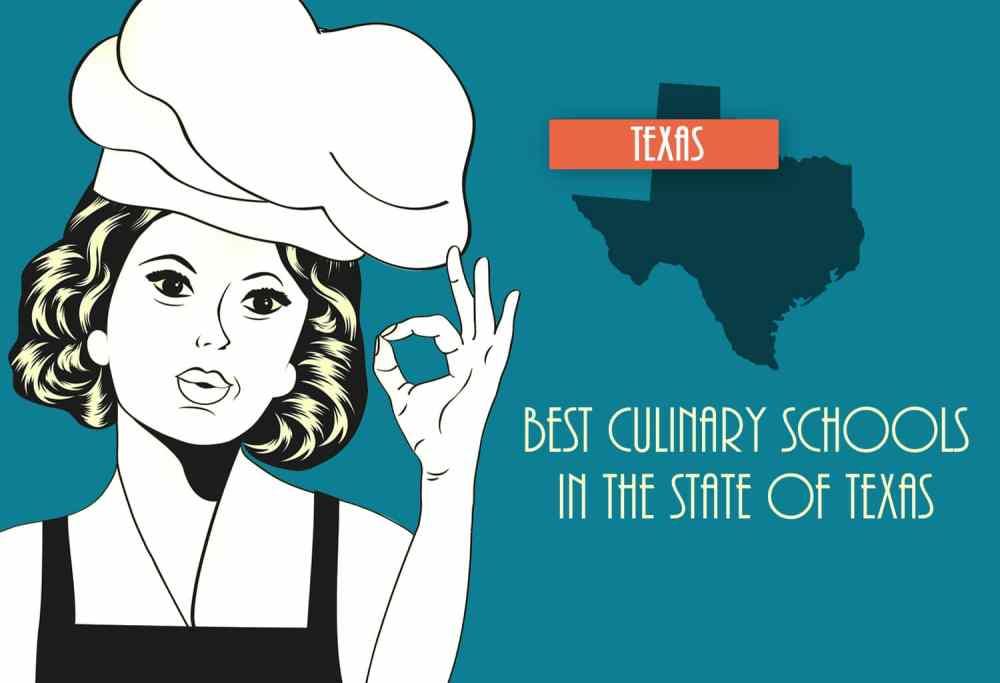 Best Culinary Schools in TX