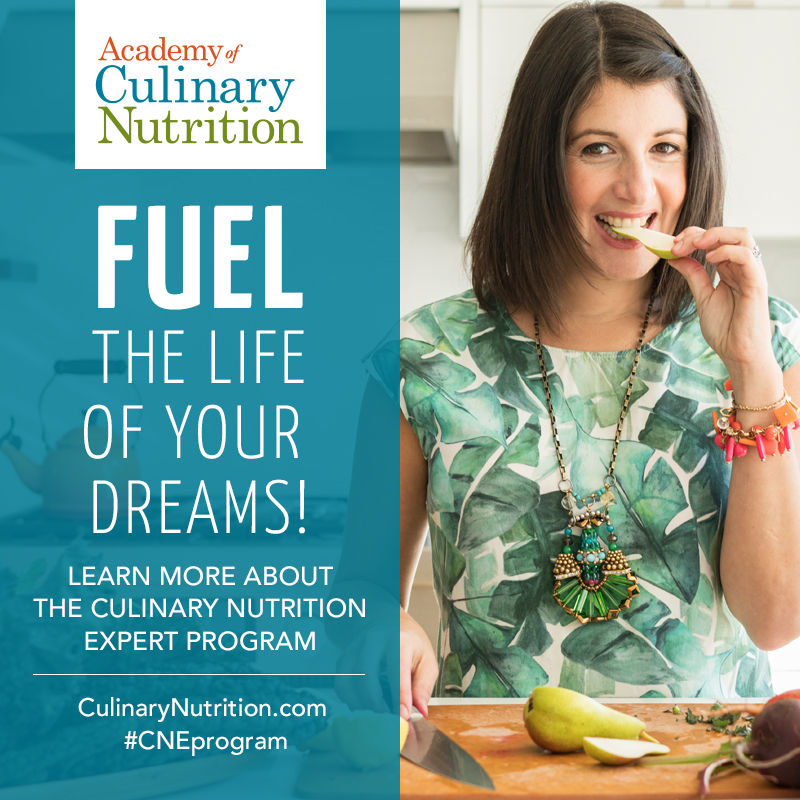 The Culinary Nutrition Expert Program