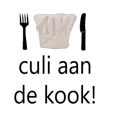 Culi aan de kook