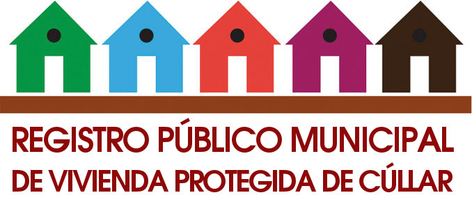 Edicto inscripción  Registro Público Municipal de Vivienda Protegida de Cúllar.