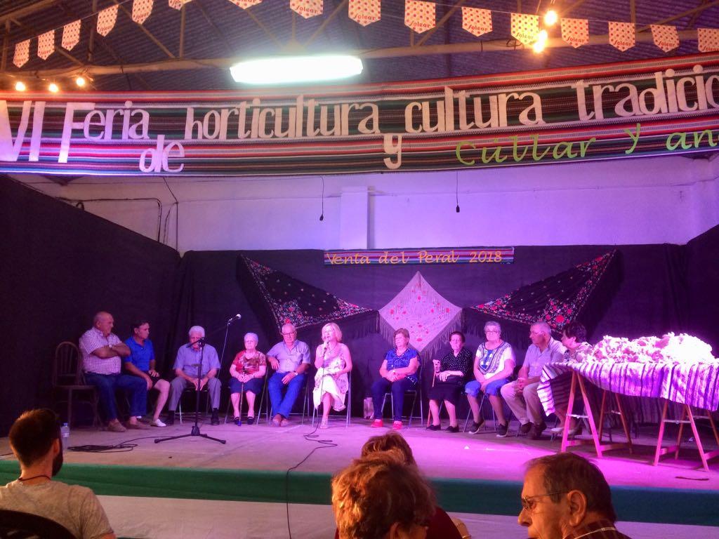 Nota de las Concejalías de Cultura y Desarrollo Rural: VI Feria de la Horticultura y la Cultural Tradicional de Cúllar y sus anejos