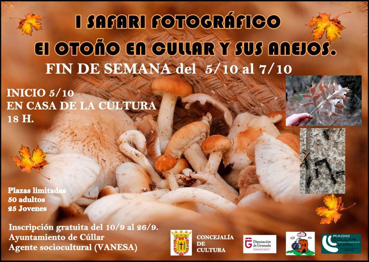 I Safari Fogográfico de Cúllar y sus Anejos