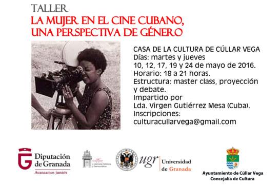 """Taller """"La Mujer en el Cine Cubano"""""""