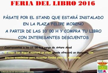 Feria del Libro en Cúllar Vega