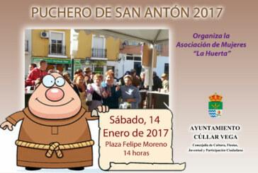Puchero San Antón – Sábado 14 de Enero