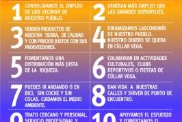 CAMPAÑA PROMOCIÓN COMERCIOS – AUTÓNOMOS/AS – EMPRESAS