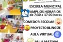"""Reunión Informativa y Solicitudes Escuela Infantil 0-3 años """"El Aljibe"""""""