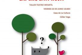Actuaciones de los Talleres Municipales de Teatro Infantil