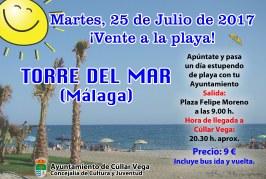 ¡Vente a la Playa de Torre del Mar!