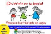 ¡Diviértete en tu Barrio! Pista Polideportiva de la Calle Clara Campoamor (Los 40)