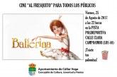 """¡Cine al Fresquito! Película """"Ballerina"""""""