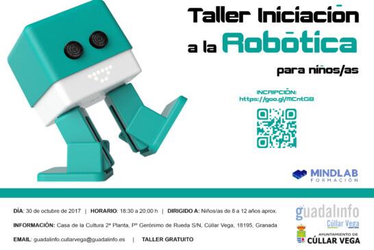 Taller de Iniciación a la Robótica para niños/as