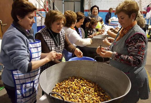 Las mujeres de Cúllar Vega cocinarán su puchero de San Antón para ayudar al Sáhara