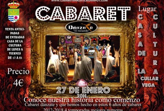 """Cabaret Dánzate """"El Recuerdo"""""""