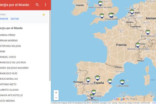 Cúllar Vega localizará a través de Facebook y Whatsapp a vecinos que viven en el extranjero con 'Culleros por el mundo'