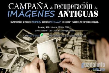 Campaña de Recuperación de Imágenes Antiguas
