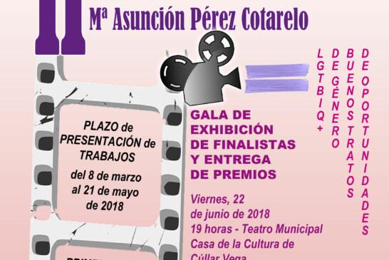 Cúllar Vega organiza un certamen de cortos por la igualdad en homenaje a Asunción Pérez Cotarelo, 'Choni'