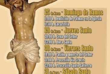 Horarios Semana Santa Cúllar Vega 2018