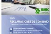 """Charla de """"Reclamaciones de Consumo"""""""