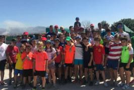 Cúllar Vega organiza dos campus infantiles de fútbol y gimnasia rítmica