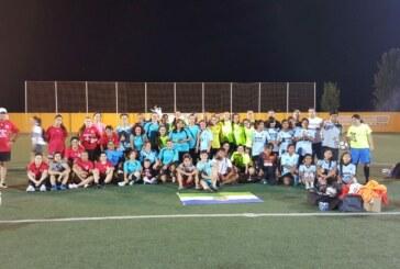 Las futbolistas del CD Gharnata Cúllar Vega vencen el II Torneo Femenino de Fútbol 7 de El Ventorrillo