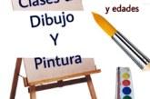 Nuevo curso del Taller de Dibujo y Pintura