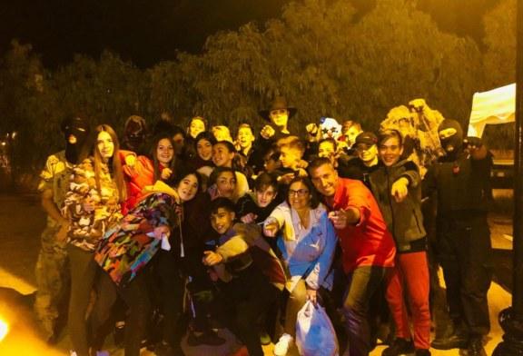 Cúllar Vega celebra Halloween con una 'zombie party' y un pasaje del terror