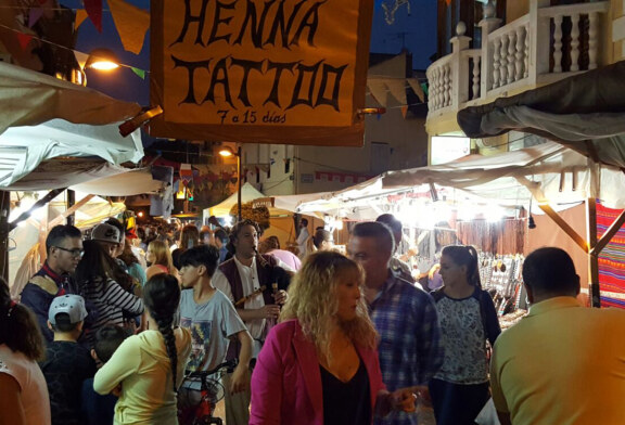 Cúllar Vega viajará al pasado este fin de semana con su VI Mercado Medieval