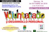 Taller Voluntariado y Desarrollo Personal