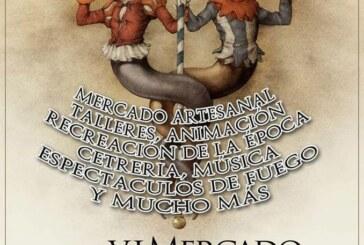 VI Mercado Medieval de Cúllar Vega