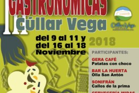 """Cúllar Vega dedica unas jornadas gastronómicas a la cultura del """"cuchareo"""""""
