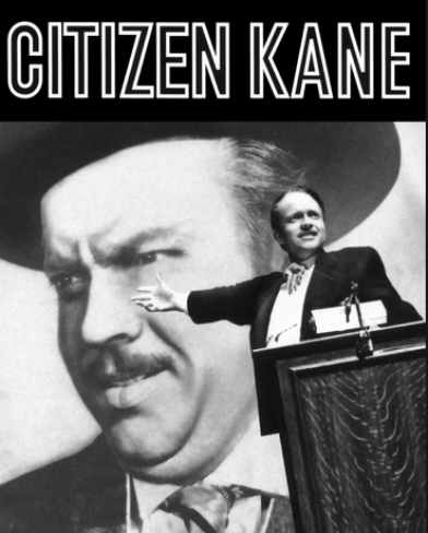 Kane, like Hearst, dabbles in politics
