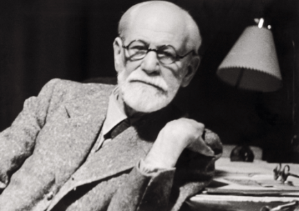 Freud in repose